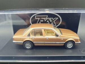 TRAX TR61C VC COMMODORE L GOLD METALLIC SCALE 1:43 DIECAST MODEL CAR NEW