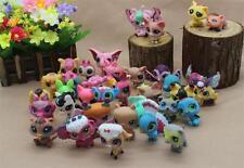 20pcs/bag Little Pet Shop Mini Toy Random Rare LPS Cat Dog Toy Surprise Gift