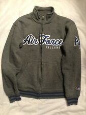 Champion Air Force Falcons Full Zip Sweat Jacket Women's Size Small