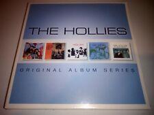 THE HOLLIES - ORIGINAL ALBUM SERIES  5 CD SET NEW SEALED 2014 WARNER