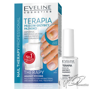 Eveline Nail Therapy Against Mycosis / Fungal Infection Antibacterial 12ml