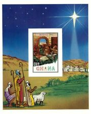 Ghana 1982 - Scott# 821 Christmas, Nativity - Imperf Souvenir Sheet - MNH