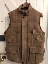 Polo Ralph Lauren Wool & Leather Men's Gilet Medium