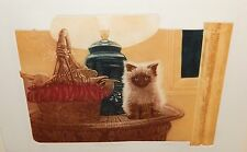 "CHARLES (CHICK) BRAGG ""COOKIES ON THE TABLE"" LIMITED EDITION SIGNED ETCHING"