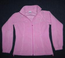 Columbia Pink Benton Springs™ Fleece Jacket, Women's sz S