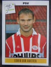 Panini Voetbal '94 - Edwin van Ankeren PSV #30