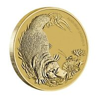 Australia 2013 Bush Babies Platypus $1 One Dollar UNC Coin Perth Mint Carded