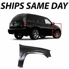 NEW Primered - Passengers Front Fender For 2002-2009 Chevy Chevrolet Trailblazer