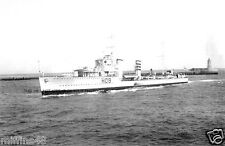ROYAL NAVY A CLASS DESTROYER HMS ACASTA IN 1930 -SUNK BY SCHARNHORST & GNEISENAU