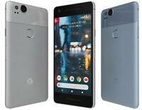 "Google Pixel2 Unlocked Smartphone 5.0""- 64GB - 4G -12MP with Fingerprint Sensor"