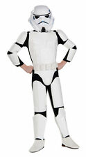 Star Wars Deluxe Stormtrooper Child Halloween Costume Storm Trooper 883035 Large