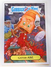2008 Topps Garbage Pail Kids Series 7 Trading Card #23a-Gator Abe