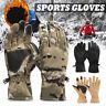 Men Women Winter Waterproof  Ski Snow Gloves Warm Thermal Sports Mittens Outdoor