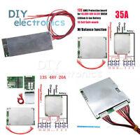 NEW 3S 12V 100A Li Lithium 18650 Battery BMS PCB Protection Board Balance L2KD