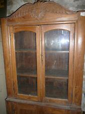 Ancienne armoire/ vitrine indienne