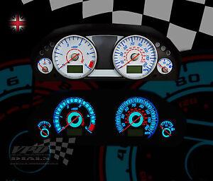 Ford Mondeo mk3 diesel 2.0 TDCI speedo gauge dash panel interior light bulb
