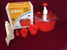 Ritu - Atta Dough Maker machine  Besan Mixer roti chapati With Measuring Cup....
