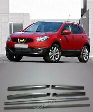 Roof Rack Side Rails Bars for 2007-2013 Nissan Qashqai alloy + plastic 2009
