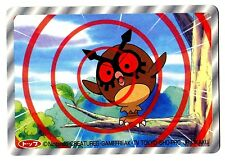 POKEMON TV TOKYO JR KIKAKU 1997 RV 3D N° 163 HOOTHOOT