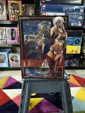 Dark Elf Lineage 2 Anime Figure Sexy Brown Skin Ver Exclusive