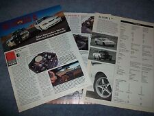 1995 Cobra R Mustang vs. 1965 GT350R Shelby Comparison Article
