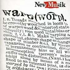 New Musik - Warp NEW CD