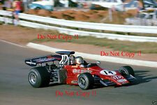 Jean-Pierre Jarier STP March 721G South African Grand Prix 1973 Photograph