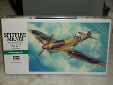 Hasegawa 1/48 Scale Spitfire Mk.VIII - Factory Sealed