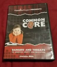 DVD What is Common Core by Freedom Project Presents FPE USA America