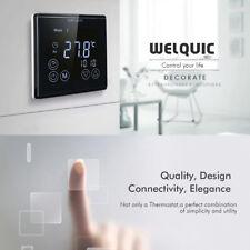 Digital Thermostat 16A LCDRaumthermostat Wandheizung Fußbodenheizung TouchScreen