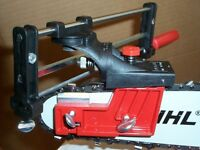 FILING TOOL/ Quality Sharpener for Chainsaws / NEW