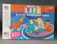 MB Games - Game Of Life Be A Top Advertising Guru! Board Game
