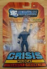 DC Infinite Crisis 3.75 inch Figure Blue Wildcat Series 1 #15 MOC Ted Grant