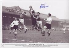 More details for alex dawson manchester united v fulham 1960 - signed limited edition
