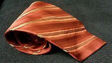 100% Silk Tie From Calvin Klein.