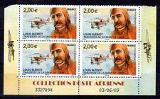 Poste Aérienne n° 72a neuf sans charnière - Bloc de 4 coin daté