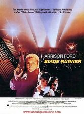 BLADE RUNNER Affiche Cinéma ROULEE  / Movie Poster HARRISON FORD 160x120