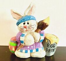 Midwest of Cannon Falls Eddie Walker Bunny Painter with Egg Paint Can Easter