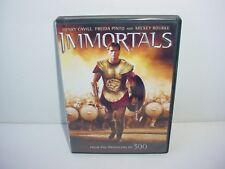 Immortals DVD Movie
