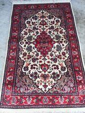 Tapis persan Tabriiz Iraan noue fait main teppiche rugs carpet alfombra 160x97cm