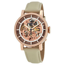 Fossil Original Boyfriend Automatic Skeleton Dial Ladies Watch ME3126