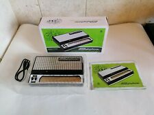 More details for stylaphone the original pocket electronic organ,used once