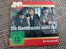 DVD  -  Die Olsenbande sieht rot - DDR Kult
