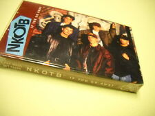 NKOTB new 1992 cassingle IF YOU GO AWAY and GAMES the kids get hard mix