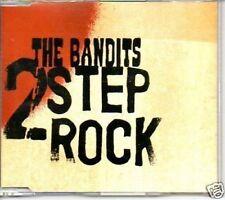 (O545) The Bandits, 2 Step Rock - DJ CD