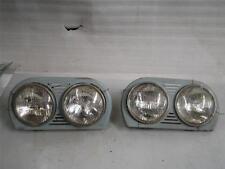 Triumph Hearld 12/50 1x Pair of Head Lamps