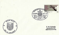 GERMAN PATROL BOAT UELZEN BGS 13 NAVAL CACHED COVER