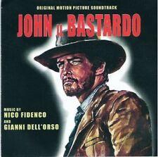 Nico Fidenco & Gianni Dell Orso: John IL Bastardo (New/Sealed CD)