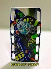 1:12 Pit board pitboards Valentino Rossi Yamaha Test AGV 2016 no minichamps NEW