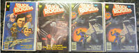 Buck Rogers In the 25th Century (4-Book) Comic LOT #2 3 3 4 (1979 | Whitman)